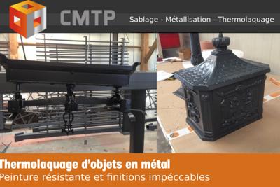 Rénovation d''objets en métal en Côtes-d''Armor (22)