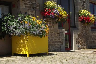 Jardinières- commune de Plouisy