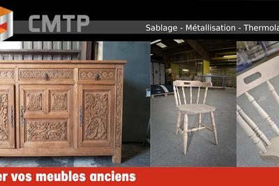 Relookez vos meubles anciens