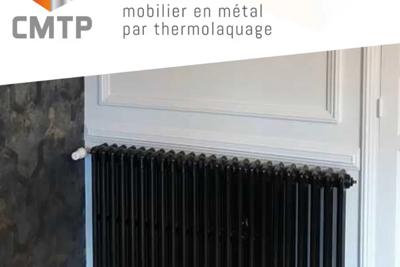 Remettre à neuf des radiateurs en fonte