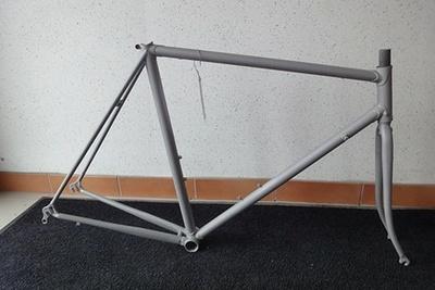 Rénover un cadre de vélo