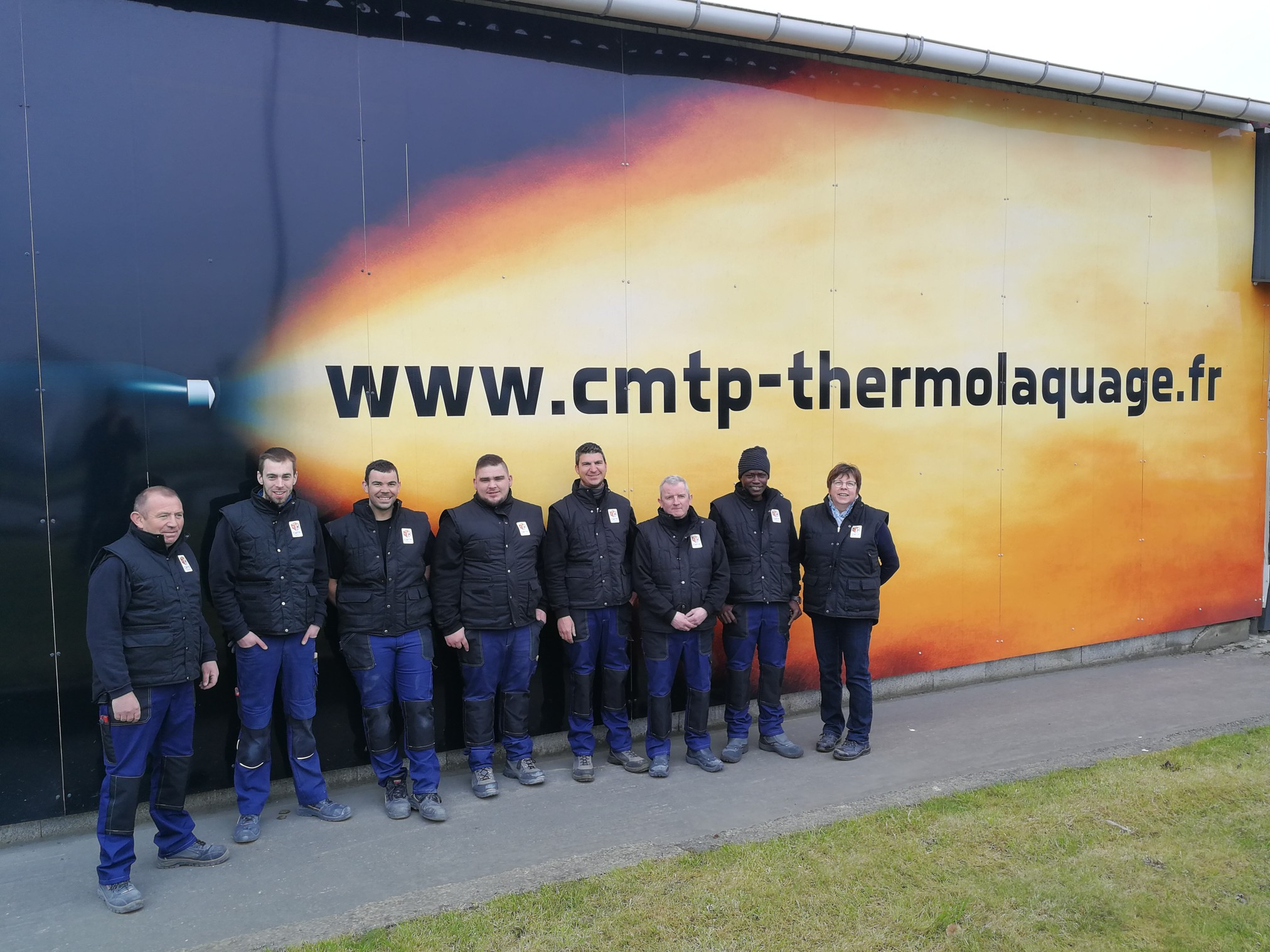 L'équipe CMTP