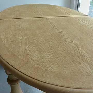 Rénovation de table et chaises en bois dsc7915