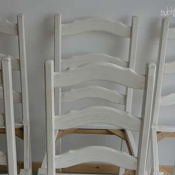 Rénovation de table et chaises en bois dsc7927