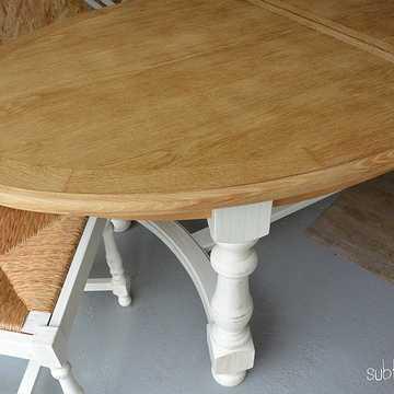 Rénovation de table et chaises en bois dsc7944