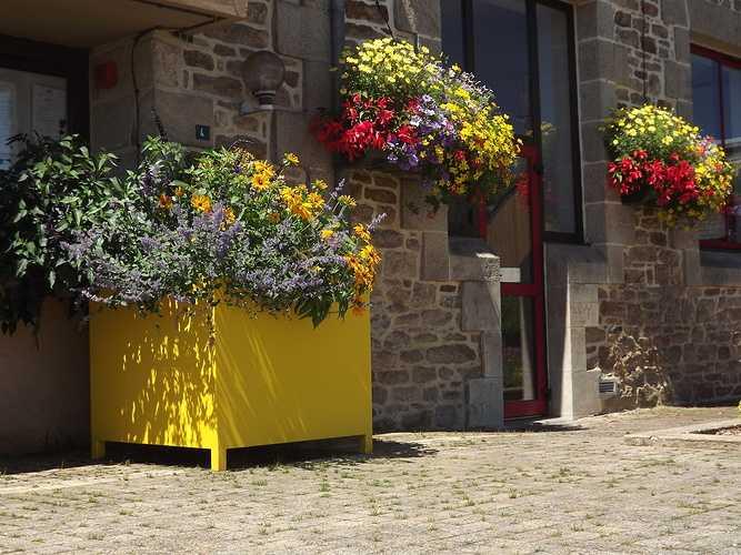 Jardinières- commune de Plouisy 0