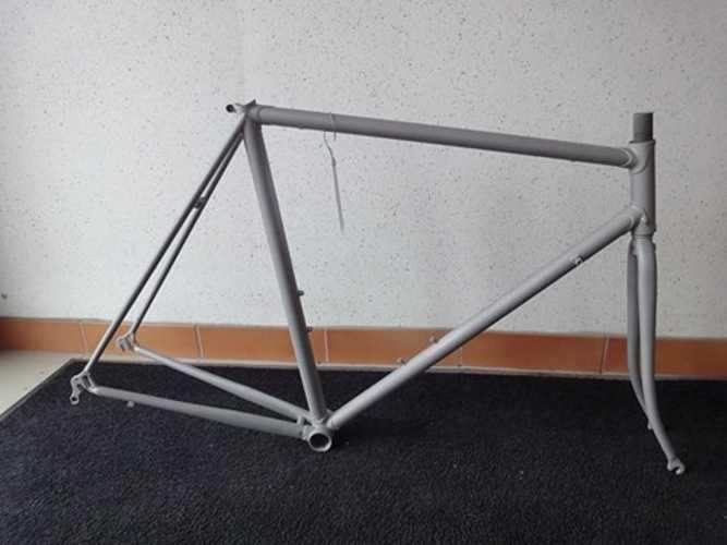 Rénover un cadre de vélo 0