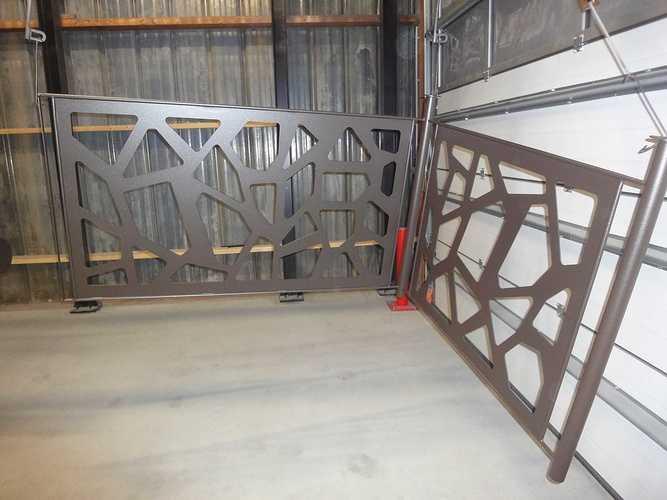 Sablage et thermoloquage escalier hélicoïdal dsc09718