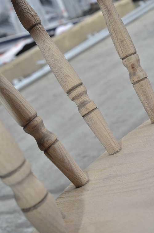 Sablage - Chaise en Bois dsc4978