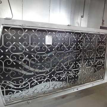 Rénovation d''une porte intérieur b1portesablee