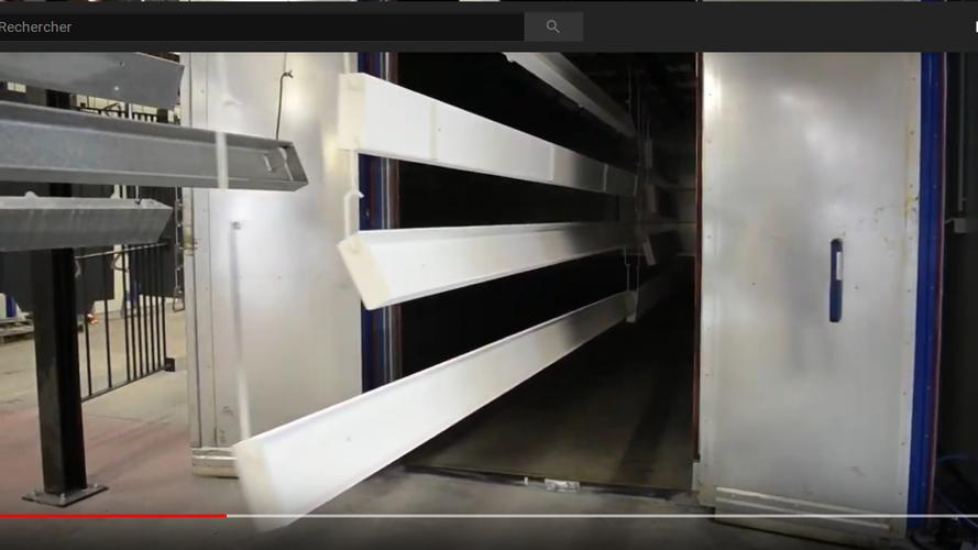 Un nouveau four de 12 mètres et 5 rails pour plus de productivité 0