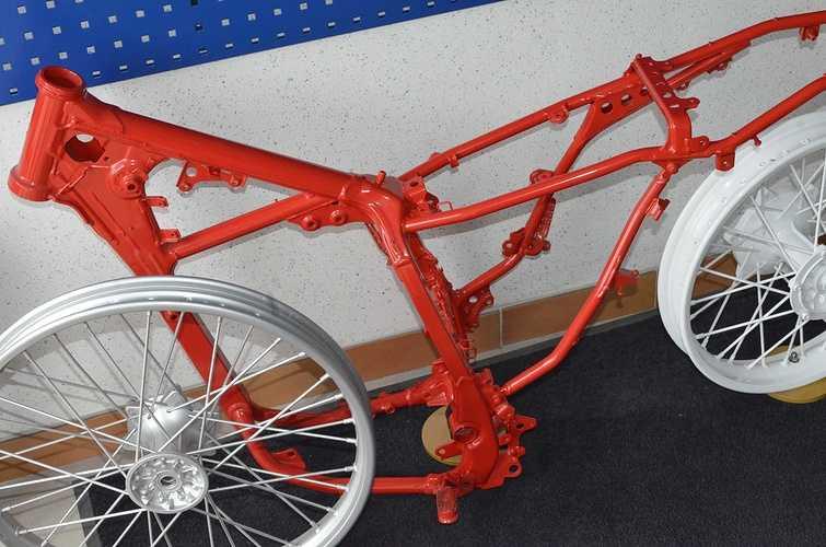 Rénovation jantes et cadre de vélo dsc8924
