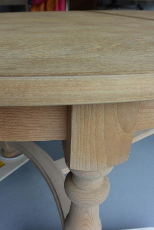 renovation de table et chaises en bois sablage thermolaquage. Black Bedroom Furniture Sets. Home Design Ideas
